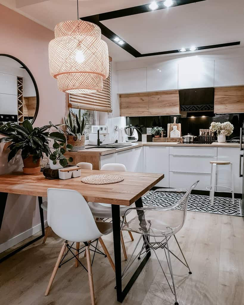 ceiling dining room ideas my_hygge_my_home