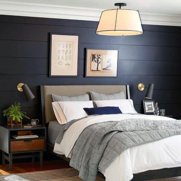 Ceiling Drum Bedroom Lighting Home Designs
