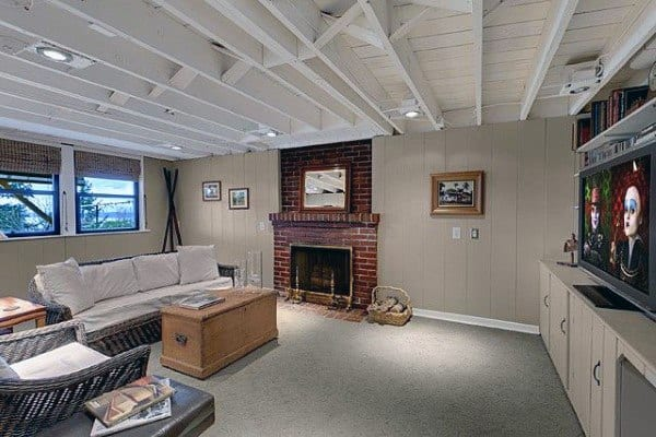 Ceiling Ideas Basement