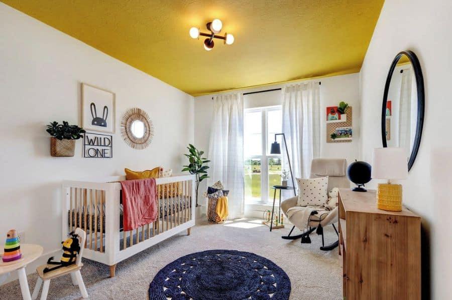 ceiling ideas yellow bedroom ideas trinityhomesohio