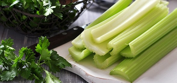 Celery And Peanut Butter Healthy Pre Workout Snacks
