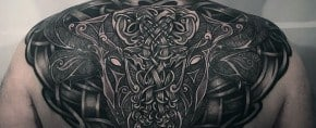 100 Celtic Knot Tattoos For Men – Interwoven Design Ideas