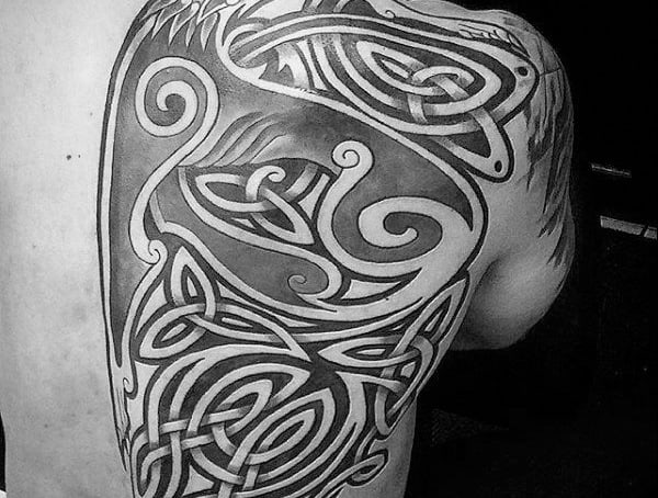 Celtic Pattern Tattoo Styles