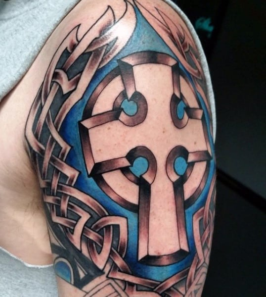 Celtic Tattoo Designs And Meanings For Men