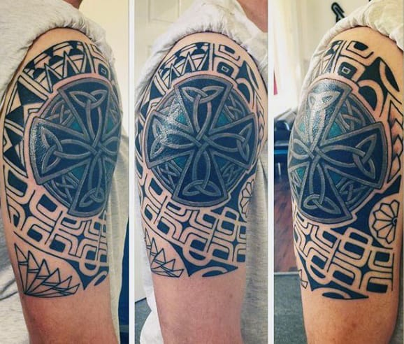 Celtic Tattoos Gentlemen
