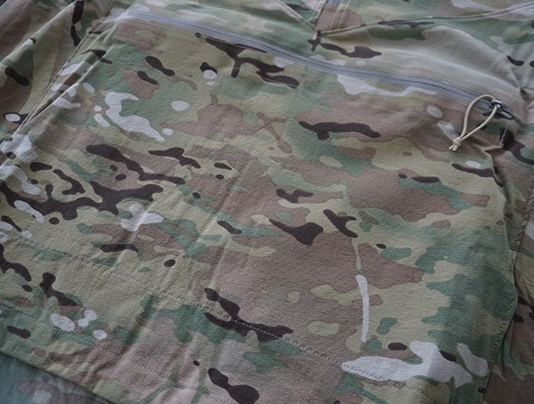 Center Chest Pocket Multicam Otte Gear Tactical Mens Overwatch Anorak