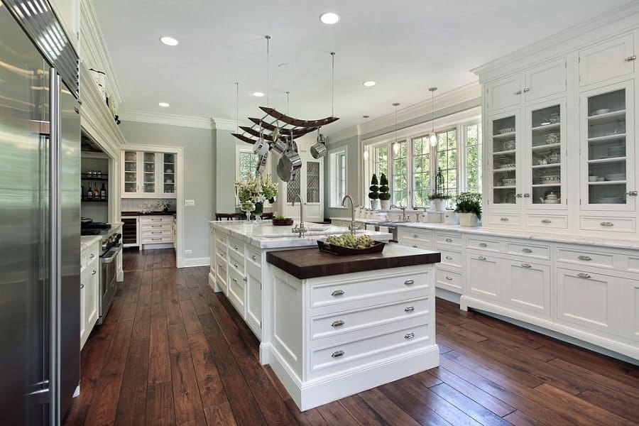 Center Island Kitchen Ideas