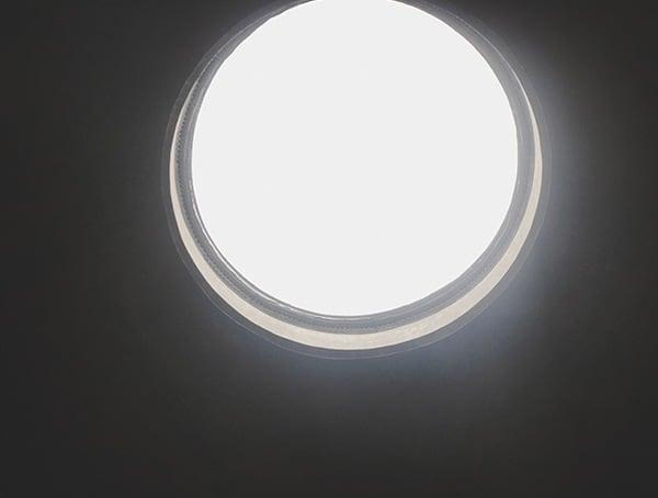 Central Oculus Circle Domed Cela Pantheon
