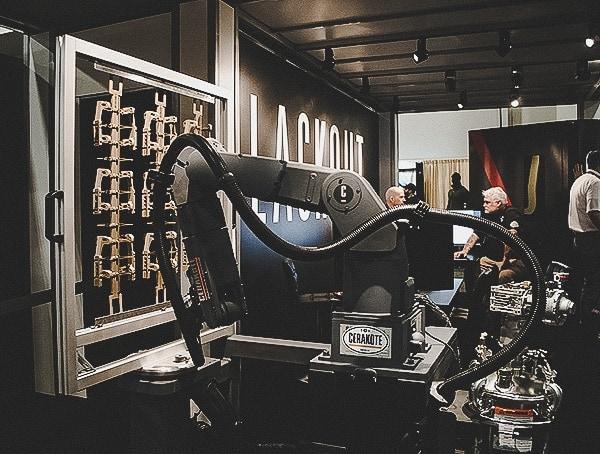 Cerakote Automated Paint Machine