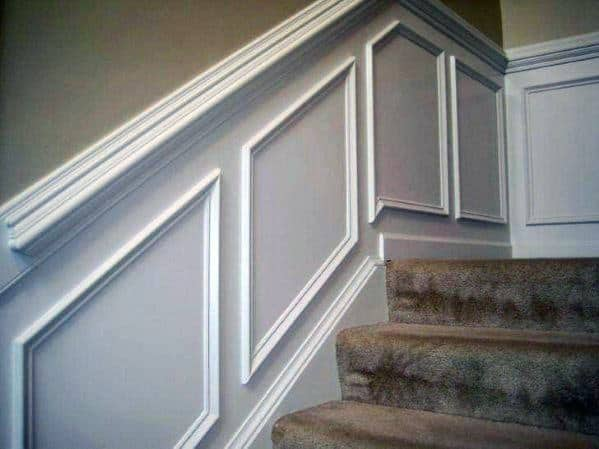 Chair Rail Design Ideas Stair Trim