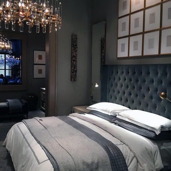 Chandelier Home Interior Designs Bedroom Lighting