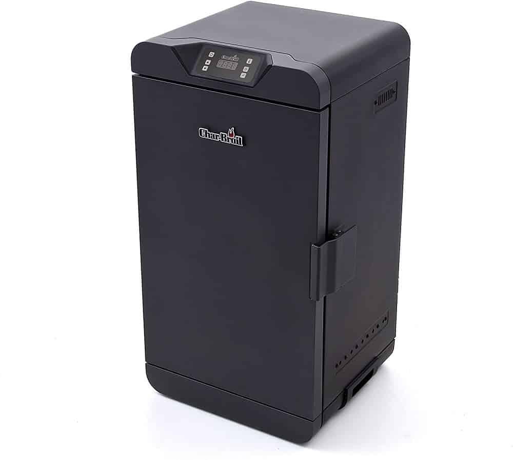 char broil standard digital electric smoker