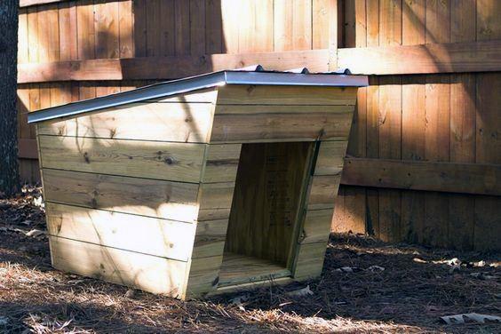 Cheap Dog House Ideas