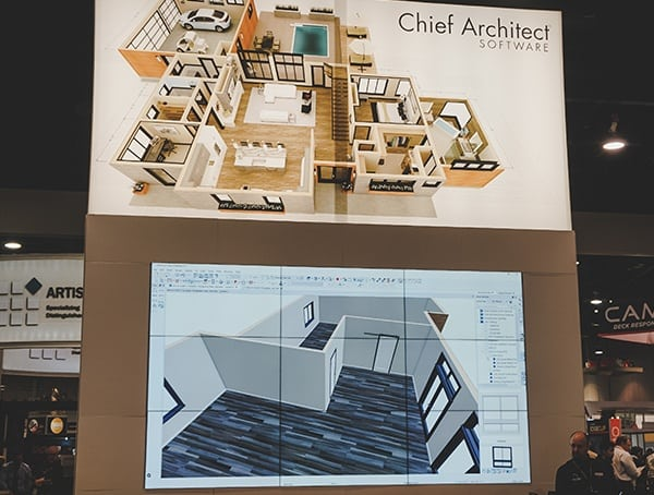 Cheif Architect Software 2019 Nahb Show Las Vegas