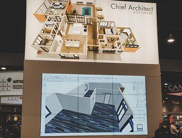 Cheif Architect Software 2019 Nahb Show Las Vegas