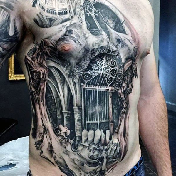 Chest Guys Greatest Tattoos