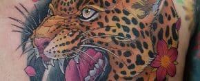 Top 71 Best Jaguar Tattoo Ideas – [2020 Inspiration Guide]