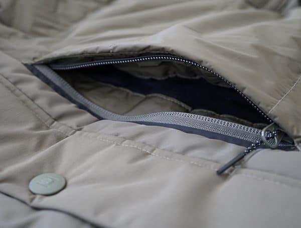 Chest Pocket Zippere Open Mens Holden Felton Down Parka