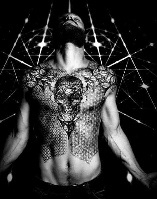 Chest Tattoo Quotes For Men