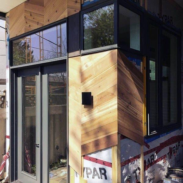 Chevron Wood Good Ideas For House Siding