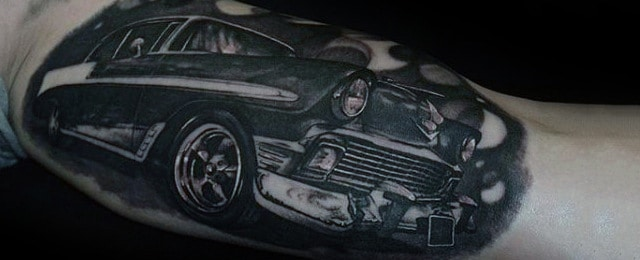 Chevy Tattoos For Men