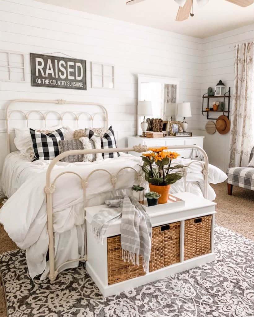 chic farmhouse bedroom ideas amywilsondesigns