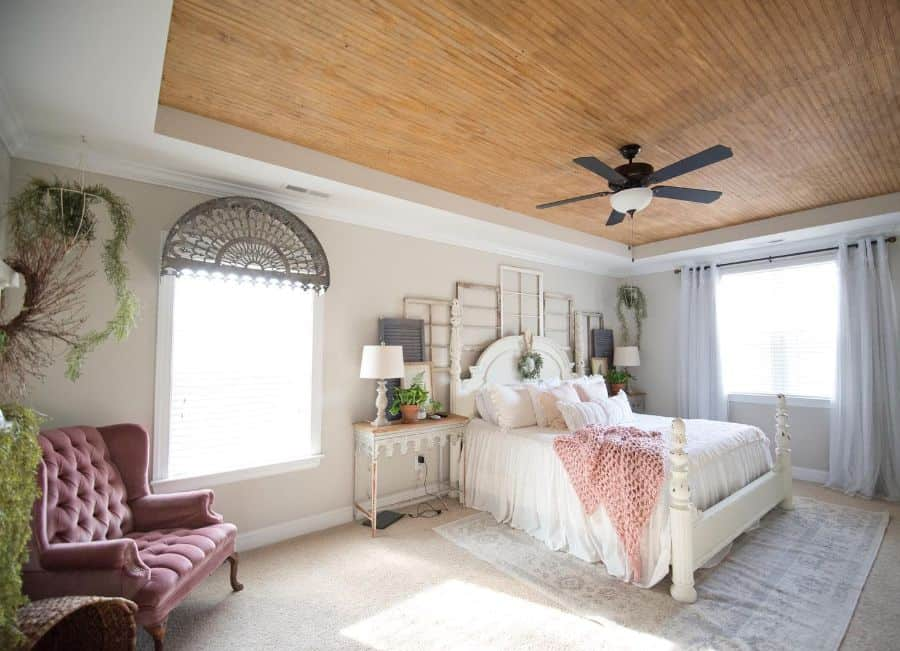 The Top 76 Farmhouse Bedroom Ideas Interior Home And Design Next Luxury