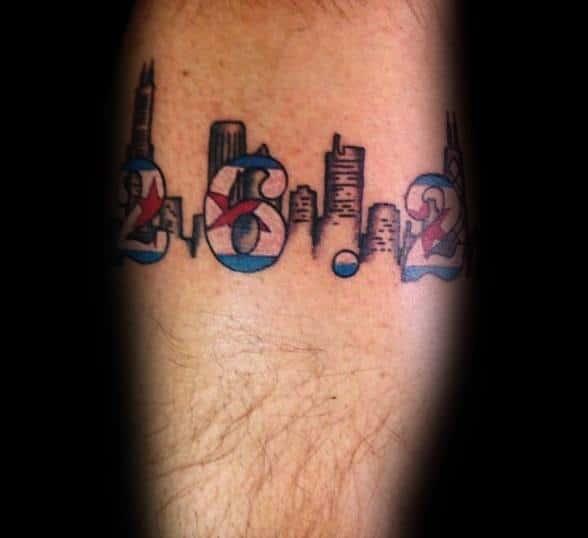 Chicago Skyline 26 2 Tattoo Design Ideas
