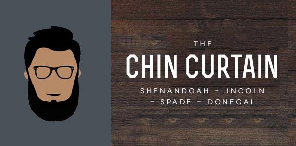 Chin Curtain Beard Styles