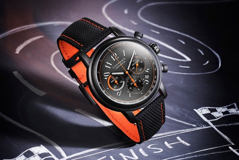 Chopard Teams With Bamford on Limited Edition Mille Miglia Chronograph