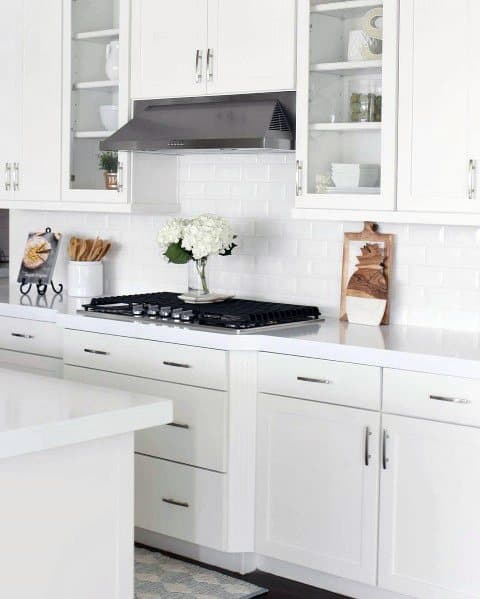 white kitchen cabinet knob ideas top 70 best kitchen cabinet hardware ideas knob and pull 28636
