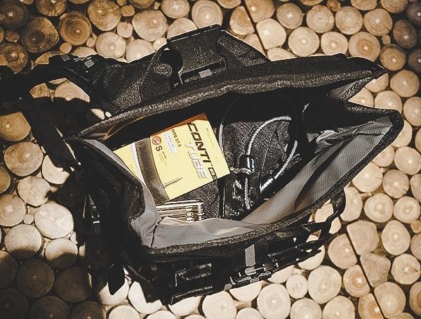 Chrome Industries Barrage Cargo Backpack Bike To Work Bag