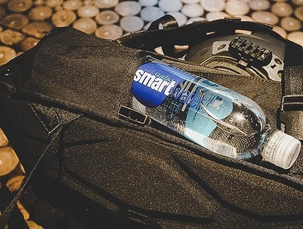 Chrome Industries Barrage Cargo Backpack Field Test Water Bottle Pocket