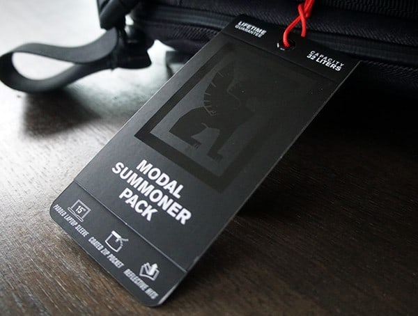 Chrome Industries Modal Summoner Pack Tag