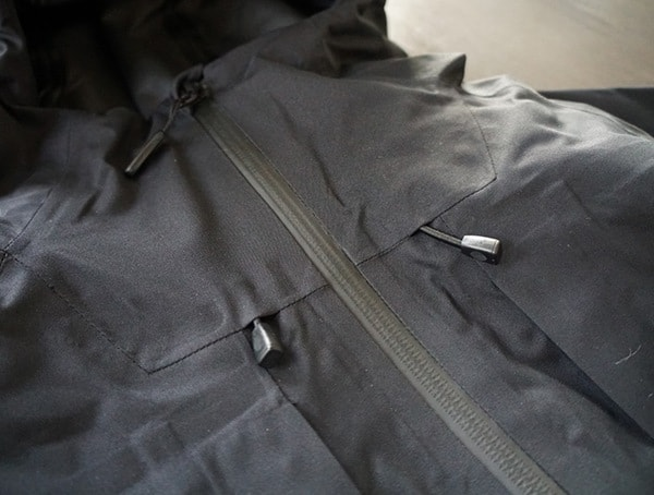 Chrome Industries Storm Seeker Shell Ms Jacket Hood Adjustment 3 Point