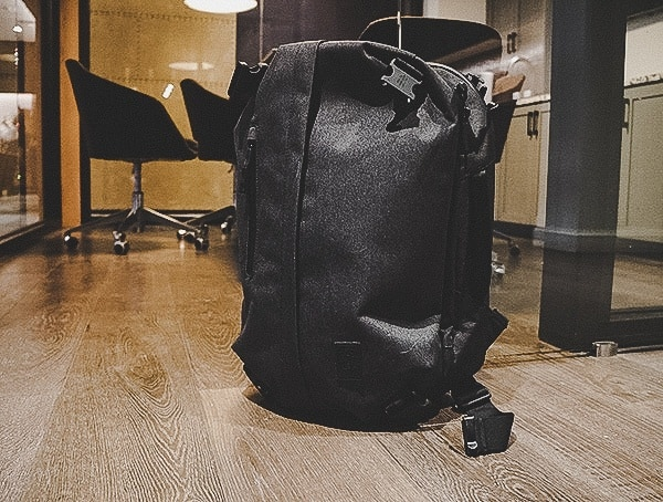 Chrome Industries Summoner Backpack Review At The Office