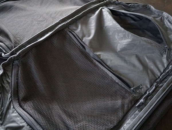 Chrome Industries Summoner Backpack Right Mesh Seperated Compartment