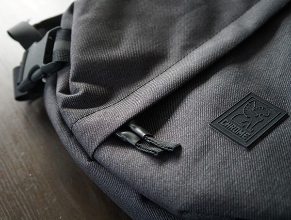 Chrome Industries Summoner Backpacks Front Zippered Pocket