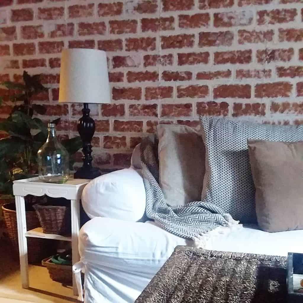 cinder block basement wall ideas ourbrickranch