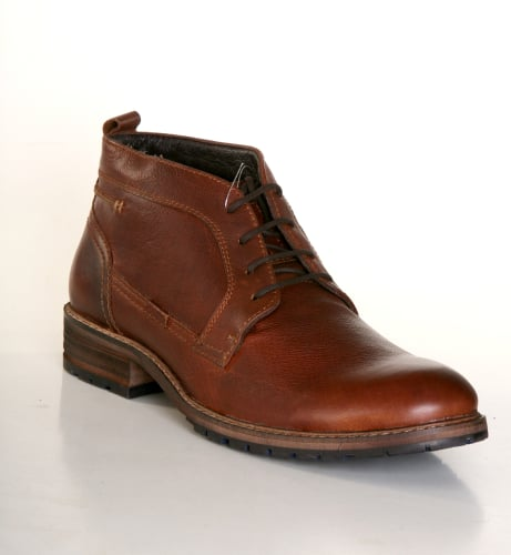 Clarks Newkirk Top Chukka Boots For Men