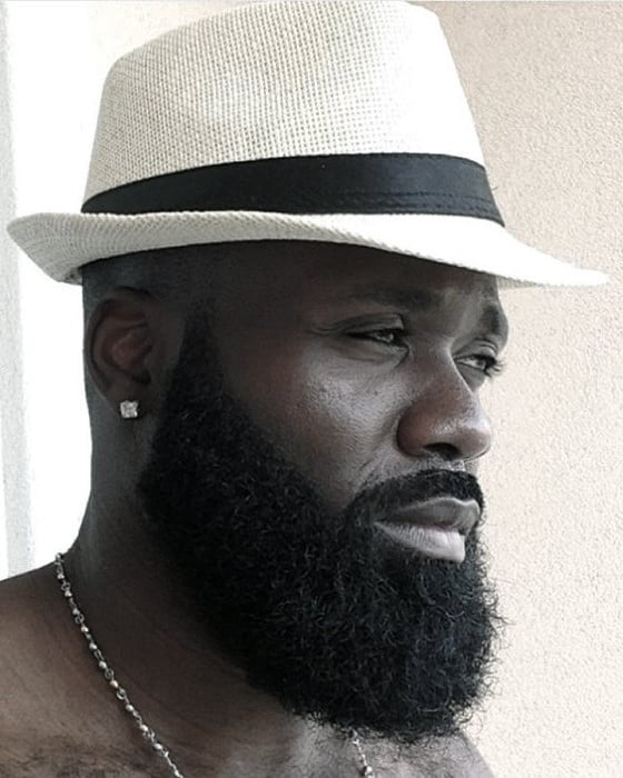 Classic Beard Styles For Black Men