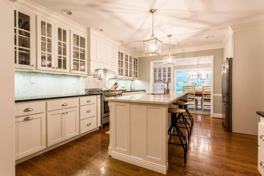 Classic Cabinetry French Country Kitchen 2