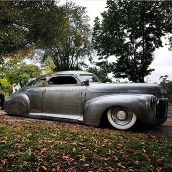 Classic Cars Badass Rat Rods