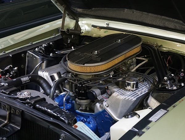 Classic Cobra Engine