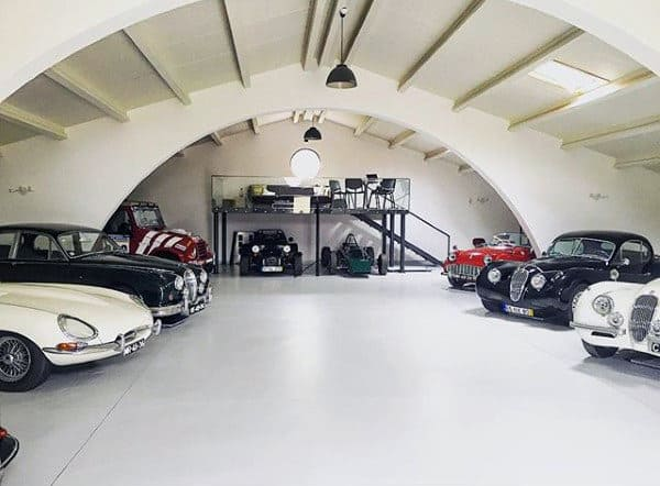 Top 100 Best Dream Garages For Men - Places You\'ll Want To Park