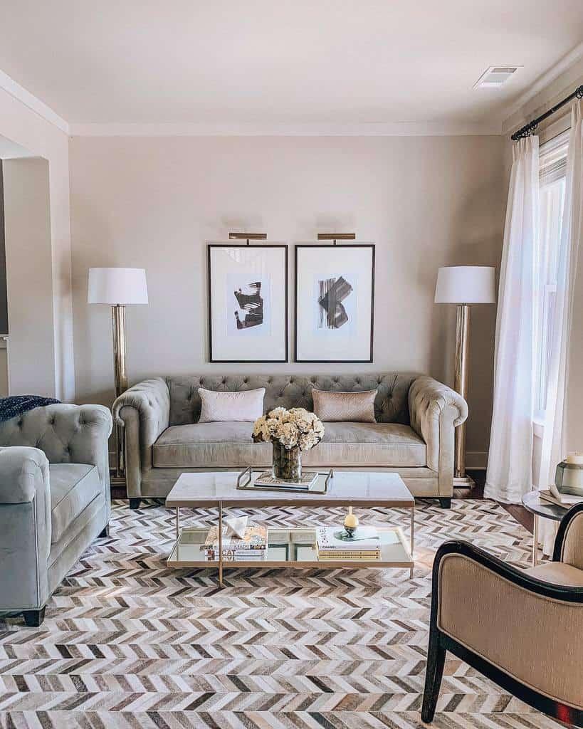 Classic Formal Living Room Ideas Reematkhalid