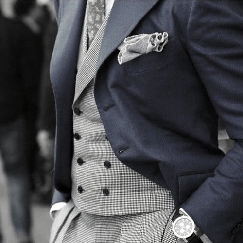 Classic Guys Trendy Outfits Styles Navy And Grey Suit