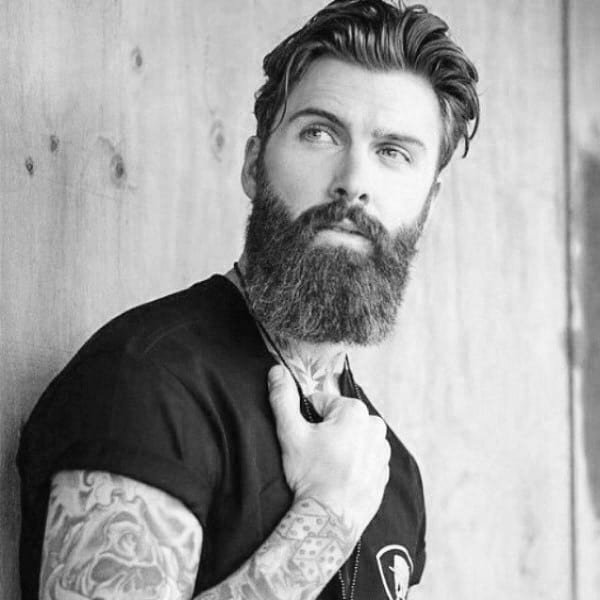 Classic Hairstyles For Medium Length Hair Men