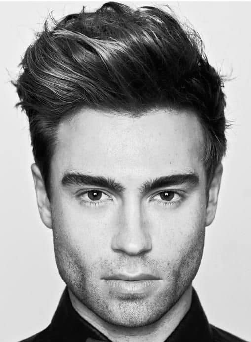 Quiff Haircut For Men - 40 Manly Voluminous Hairstyles