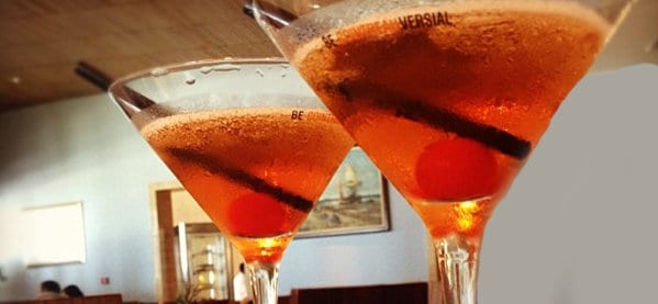 Classic Manhattan Cocktails For Men